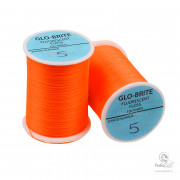 Шелк Искусственный Veniard Glo Bright Fluorescent Floss (Big Spool)
