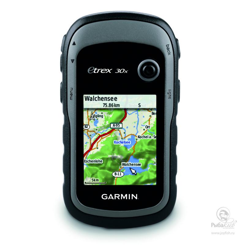 Туристический Навигатор Garmin eTrex 30x GPS/GLONASS