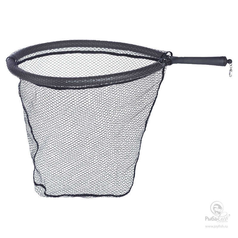 Подсак с Магнитным Держателем Balzer Wading Net with Magnetic Clip Large net tote bag with inner pouch