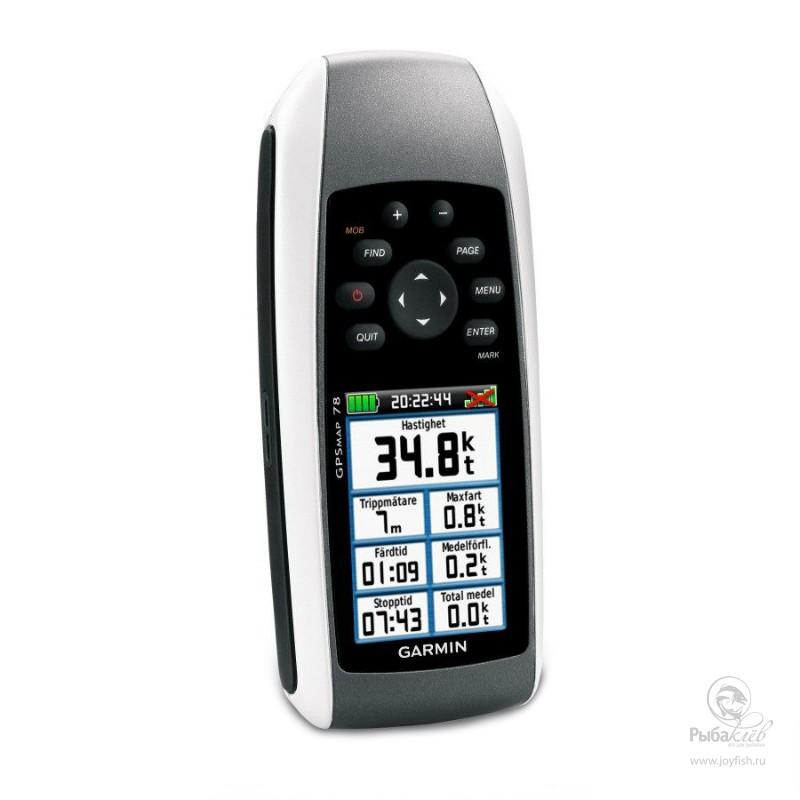 Туристический Навигатор Garmin GPSMAP 78 garmin gpsmap 7408xsv