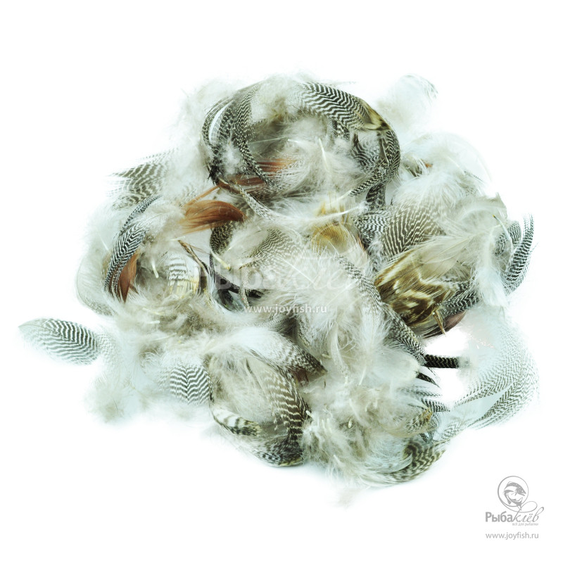 Перья Утки Joyfish Gadwall Feathers